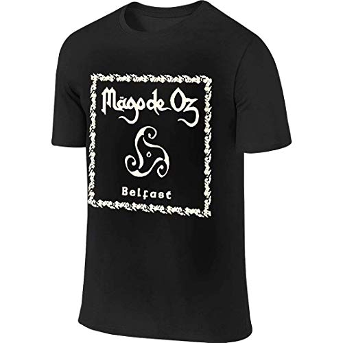 Free World Camiseta para Hombre Mago De Oz - Camiseta...