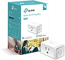 Kasa Smart Plug by TP-Link, Smart Home WiFi Outlet works with Alexa, Echo,Google Home & IFTTT,No Hub Required, Remote...