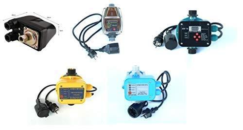 chm Pumpensteuerungen in verschiedenen Ausführungen mit Trockenlaufschutz. Schaltleistung bis 2,2 kW. Geeignet für Gartenpumpen, Tiefbrunnenpumpen, Hauswasserwerke usw. (Steuerung DSK6)