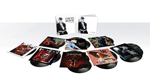 Loving The Alien (1983-1988) (Box 15 Lp)