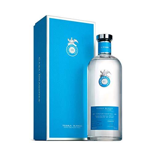 Tequila marca Casa Dragones