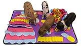 AZ Micro Mini Pigs Colorful Snuffle Rooting...