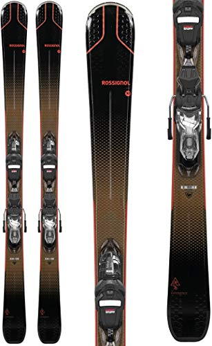 Rossignol Experience 76 CI Womens Skis 154 W/Look Xpress W 10 GW Bindings