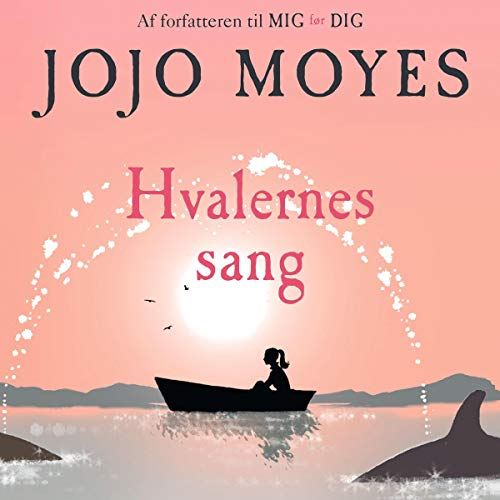 Hvalernes sang audiobook cover art