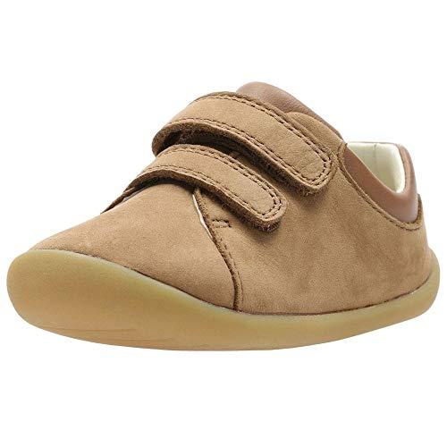 Clarks Roamer Craft T, Zapatillas para Niños, Marrón (Tan...