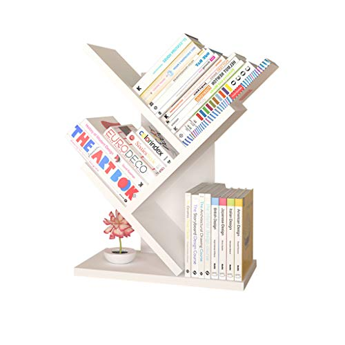 TLMYDD boekenkast, decoratief, boekenkast, verschillende artikelen, rek, vitrine 48 x 20 x 51 cm, boekenkast