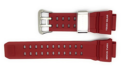 Casio G-Shock GW-9400RD-4 Watch Strap 10479563