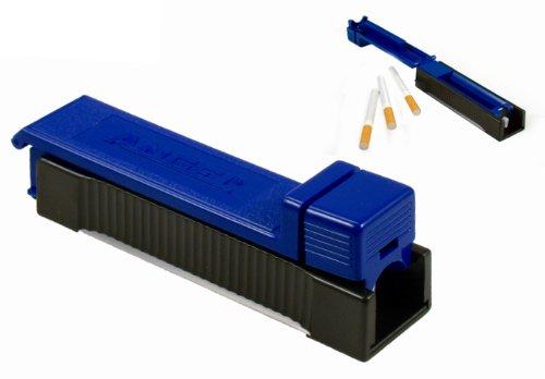 Zigarettenstopfmaschine Zigarettenstopfer Blau Tabak-Stopfmaschine Zigaretten-Stopfmaschine Zigaretten-Maschine Zigaretten-Fertiger für Zigaretten-Hülsen Filter-Hülsen