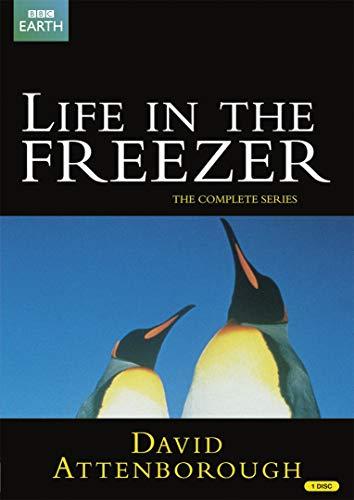 Life in the Freezer -極寒の世界- DVD-BOX (6エピソード, 174分) BBC EARTH ライフシリーズ / デイビッド・アッテンボロー [DVD] [Import] [PAL, 再生環境をご確認ください]