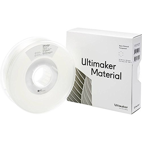 Filamento per stampante 3D Ultimaker PA poliammide 2.85 mm Trasparente 750 g