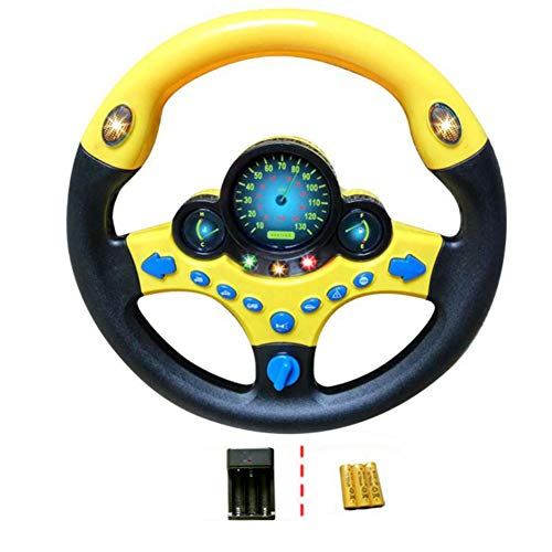 Facaily Simulated Driving Controller Portable Simulated...