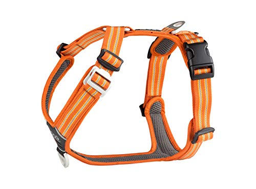 DOG Copenhagen Comfort Walk Air Harness Orange Sun WH-OS Größe L