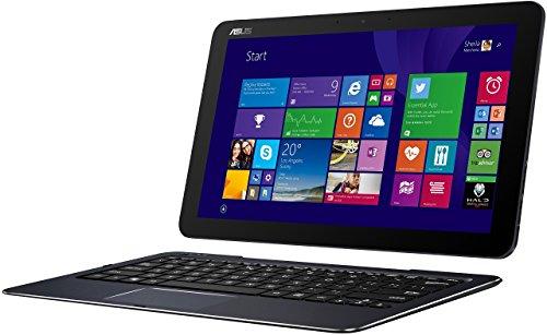 ASUS Transformer Book Chi 12.5-Inch T300CHI-F1-DB Slim All-Aluminum 2 in 1 Detachable Touchscreen Laptop, Core M, 4 GB RAM, 128 GB SSD (Renewed)