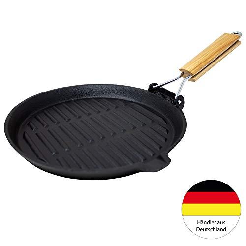 ToCis Big BBQ Sartenes para asar a la parilla
