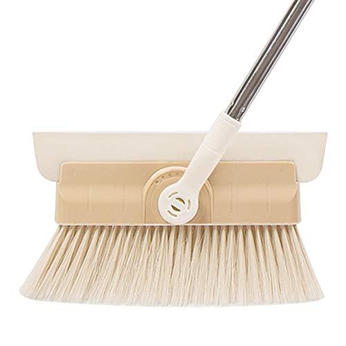 HUIHUAN Push Broom Fegen des Bodens Magic Broom Single Installieren Haushalt Weiches Haar Fegen Haar Artefakt Besen Wc Wischer Schaben