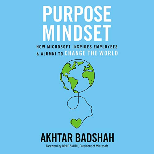 The Purpose Mindset audiobook cover art