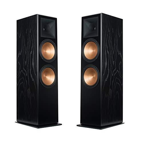 Buy Klipsch RF-7 III Floorstanding Speaker Pair in Black Ash