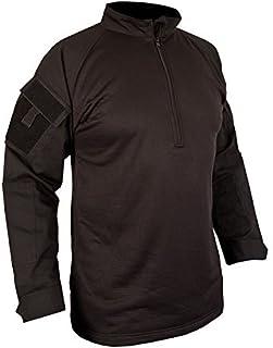 Kombat UBACS- Tactical Fleece (Black, Large)