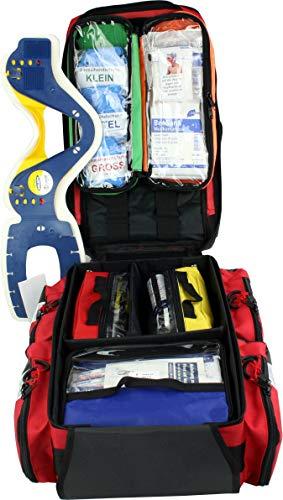 Erste Hilfe Notfallrucksack -Team Impuls NFA - 3