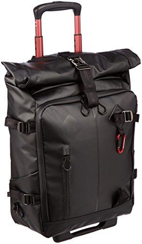 [ヒデオワカマツ] スーツケース ソフト アクトリップ 2WAY 32L 機内持込み可 85-76220 55 cm 2.6kg ブラック