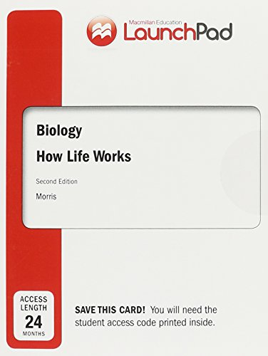 LaunchPad for Biology: How Life Works (Twenty-Four Month Access)