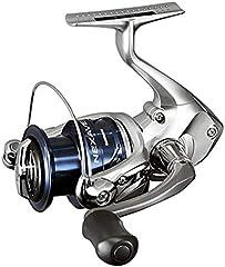 SHIMANO Nexave 2500 HG FE, Carrete de Pesca con Freno Delantero, NEX2500HGFE