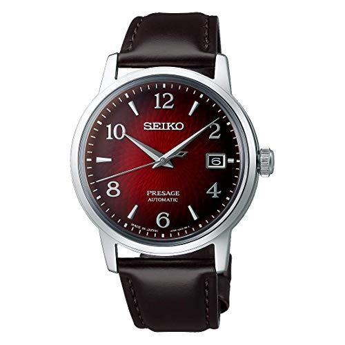 [セイコー] SEIKO プレザージュ Presage カクテルタイム ネグローニ Cocktail Time Negroni SRPE41J1 日本製 Made in Japan メンズ 腕時計 [並行輸入品]