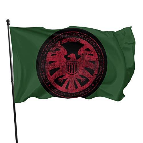 Simple Love Av AOS D1B US-Flagge Außenflaggen Banner Flags Home House Flags