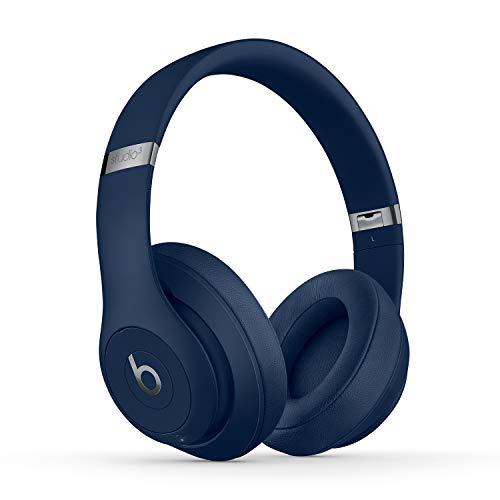 Beats Studio3 Wireless Con Cancelación De Ruido - Auriculares Supraaurales - Chip Apple W1, Bluetooth De Clase 1, 22 Horas De Sonido Ininterrumpido - Azul