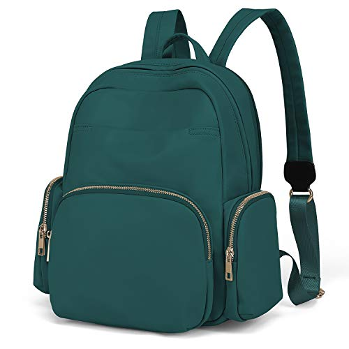 WindTook Backpack Women Elegant Backpack Nylon Waterproof Bags Women Backpack Fashion Travel Work Shopping Dark Green