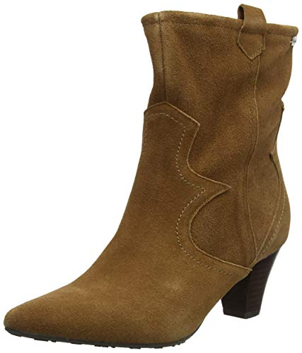 Pepe Jeans London Damen Gospel TEX Stiefeletten, Braun (Tan 869), 40 EU