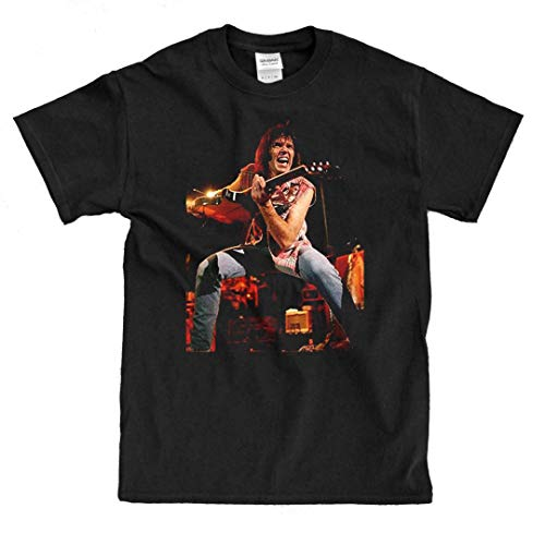 GSBTX® Neil Young Black T-Shirt