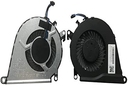 Z-one Fan Replacement for HP Max 62% OFF 15-ax020ca 15-ax252 Seattle Mall Omen 15-ax039nr
