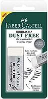 Borracha Dust Free, Faber-Castell, SM/187129, Branca