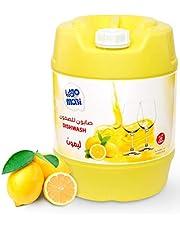 Mobi Dishwashing Liquid Soap - lemon, 20 Litre