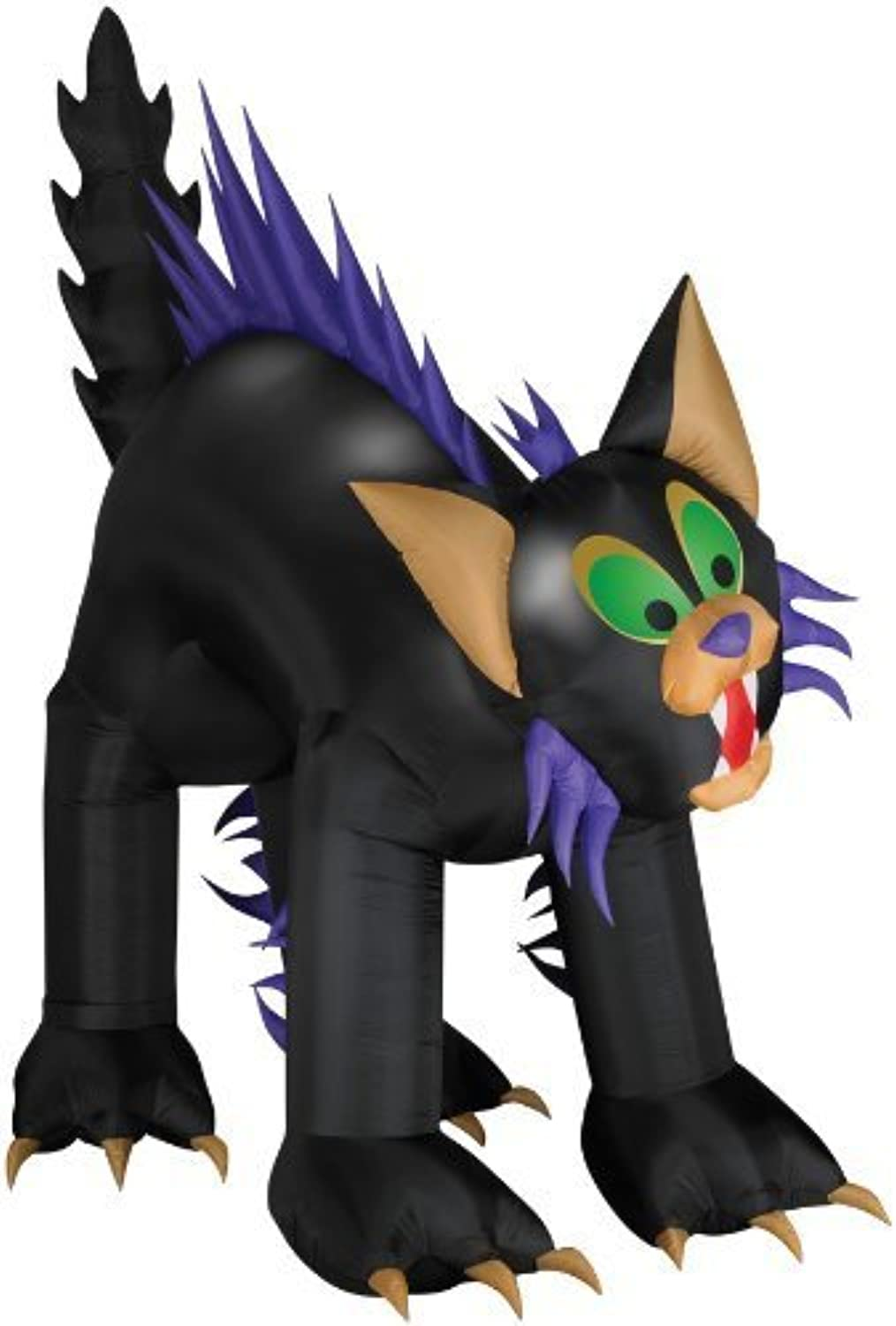 AIRBLOWN ANIMATED BRAT CAT HALLOWEEN PROP Gemmy Yard Decoration House Scary - SS64068G by Gemmy