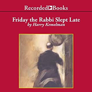 Friday the Rabbi Slept Late cover art