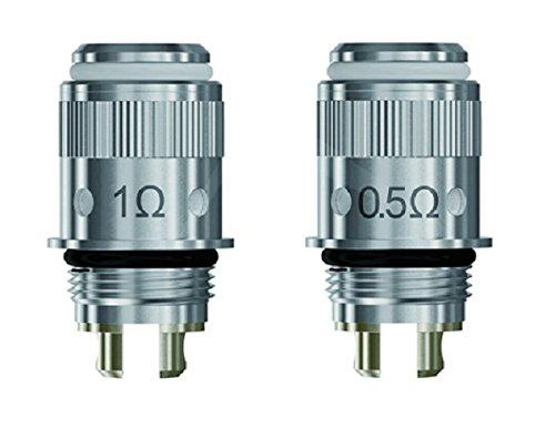 Vapourking888 Genuine Joyetech eGo ONE Atomizer Heads 0.5 ohms (1 x Pack of 5) 100% Brand New - Boxed by Joyetech