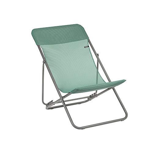 Chair Lounger Lafuma Maxi Transat Chlorophylle