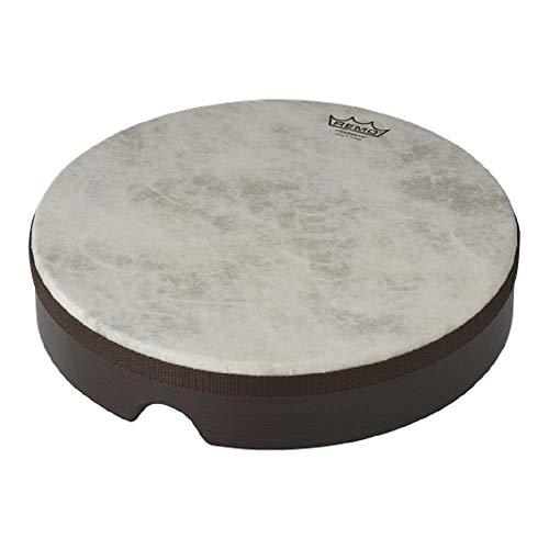 Remo Fiberskyn tambor de marco, 8', Blanco (Whtie), 12'