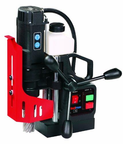"Steelmax SM-D1 Portable Magnetic Drill, 1-3/8"" Diameter x 2"" Depth of Cut (Maximums)"