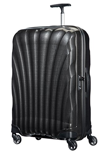 Samsonite Cosmolite Spinner Suitcase 75 cm, 94 L, Black