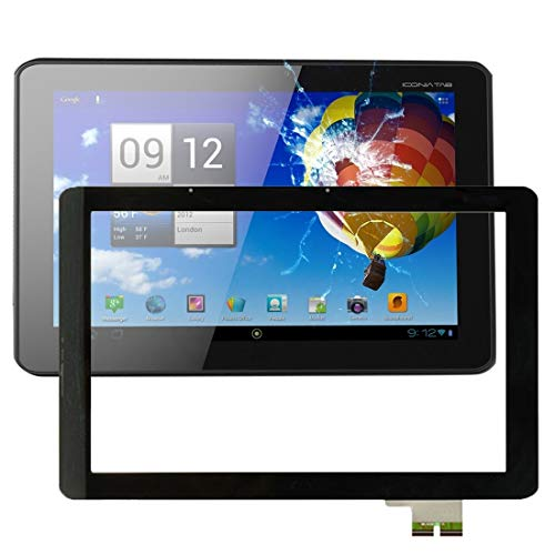 LICHONGGUI Touch Panel for Acer Iconia Tab A510 / A511 / A700 / A701 / 69.10I20.T02 / V1 (Black)