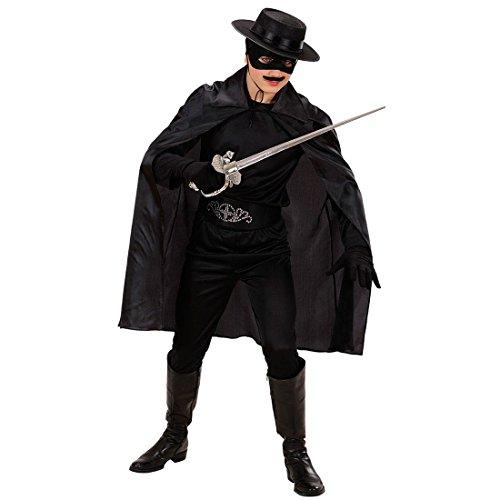 NET TOYS Cape Zorro Enfant Cape Batman Noire Manteau Cape Robin Manteau comte déguisement Vampire Cape de Vampire Halloween