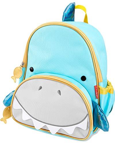 Skip Hop Toddler Backpack, Zoo Preschool Ages 2-4, Shark