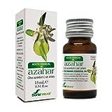 Soria Natural Esencia Azahar Ácidos Grasos Esenciales - 15 ml