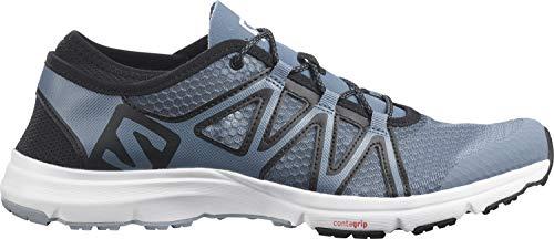 Salomon Herren Crossamphibian Swift 2 Walking Shoe, Blau (Copen Blue/Black/Ashley Blue), 44 EU