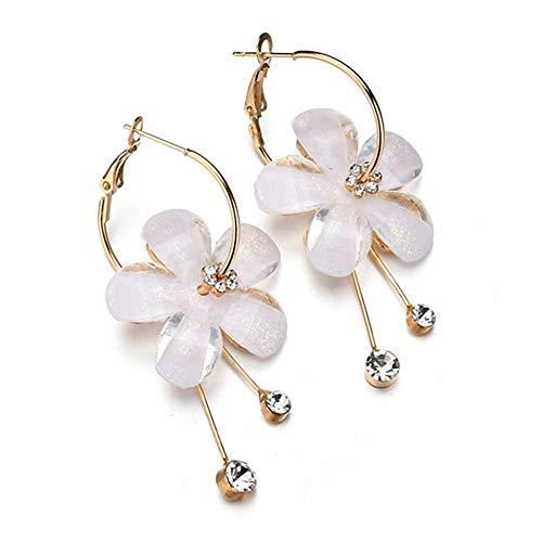 Anillo de oreja Pendientes Pendientes de las señoras Pendientes creativos Pendientes de la joyería Pendientes largos Encantador pendientes