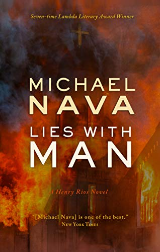 Image of Lies With Man (Henry Rios Mystery Series, 8)