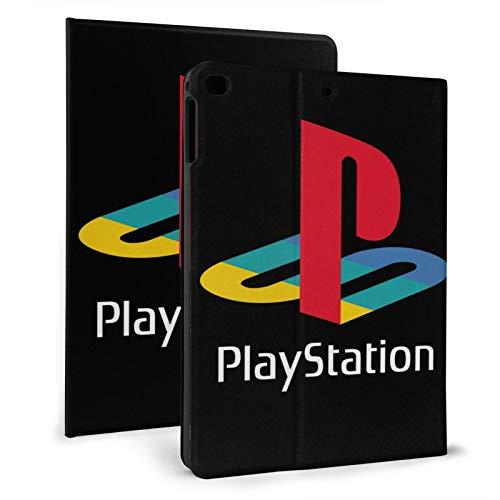 Play_Sta_Tion - Funda para iPad iPad 2017/2018 (24,7 cm)